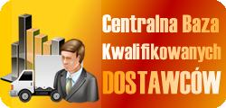 Centralna Baza Kwalifikowanych Dostawców